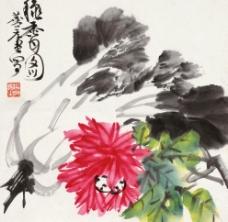 秋香图图片