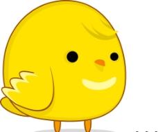 可爱鸡图片