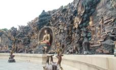 灵山雕塑图片