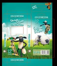 肖恩羊包裝圖片