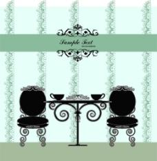 欧式咖啡桌