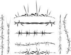 铁丝网防护网图片
