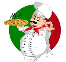 披薩PIZZA廚師圖片