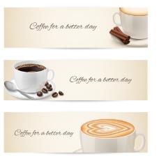 精美咖啡banner