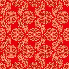 旧货金花卉装饰05