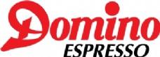 多米诺意大利浓咖啡标志