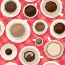 各种咖啡杯