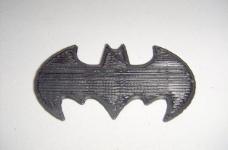 蝙蝠侠标志OpenSCAD