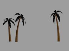植物大树装饰素材室内装饰用品素材树装饰素材 9