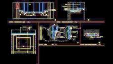 高级病房楼装修CAD施工图素材50