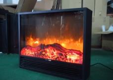 电壁炉图片