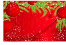 圣诞树上的装饰品