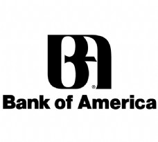 Bank_of_America logo设计欣赏 Bank_of_America国际银行LOGO下载标志设计欣赏