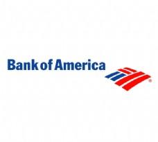 Bank_of_America(3) logo设计欣赏 Bank_of_America(3)国际银行LOGO下载标志设计欣赏