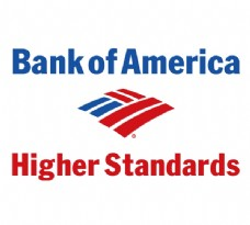 Bank_of_America(4) logo设计欣赏 Bank_of_America(4)国际银行LOGO下载标志设计欣赏