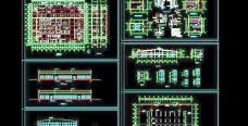带夹层钢结构厂房设计方案图