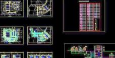 五星级酒店空调系统施工图